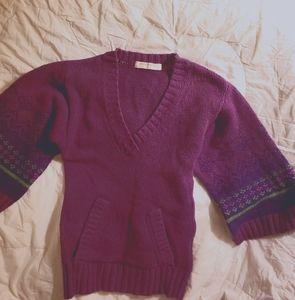 🍓2 for $20🍓Retro knit with kangaroo pocket